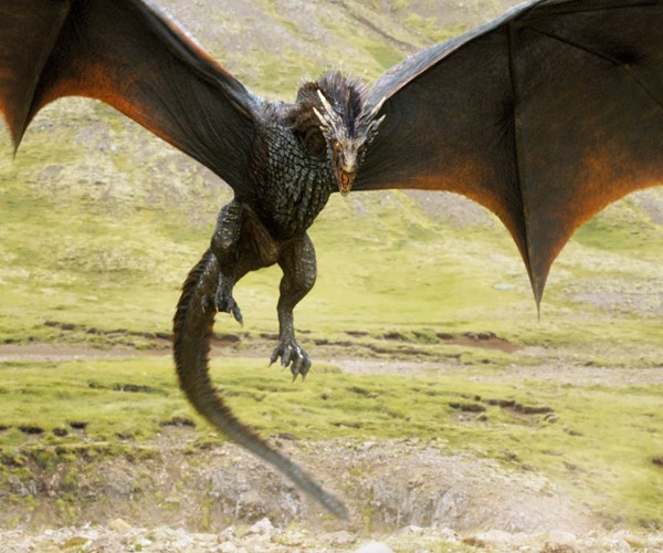 how can dragons die in game of thrones