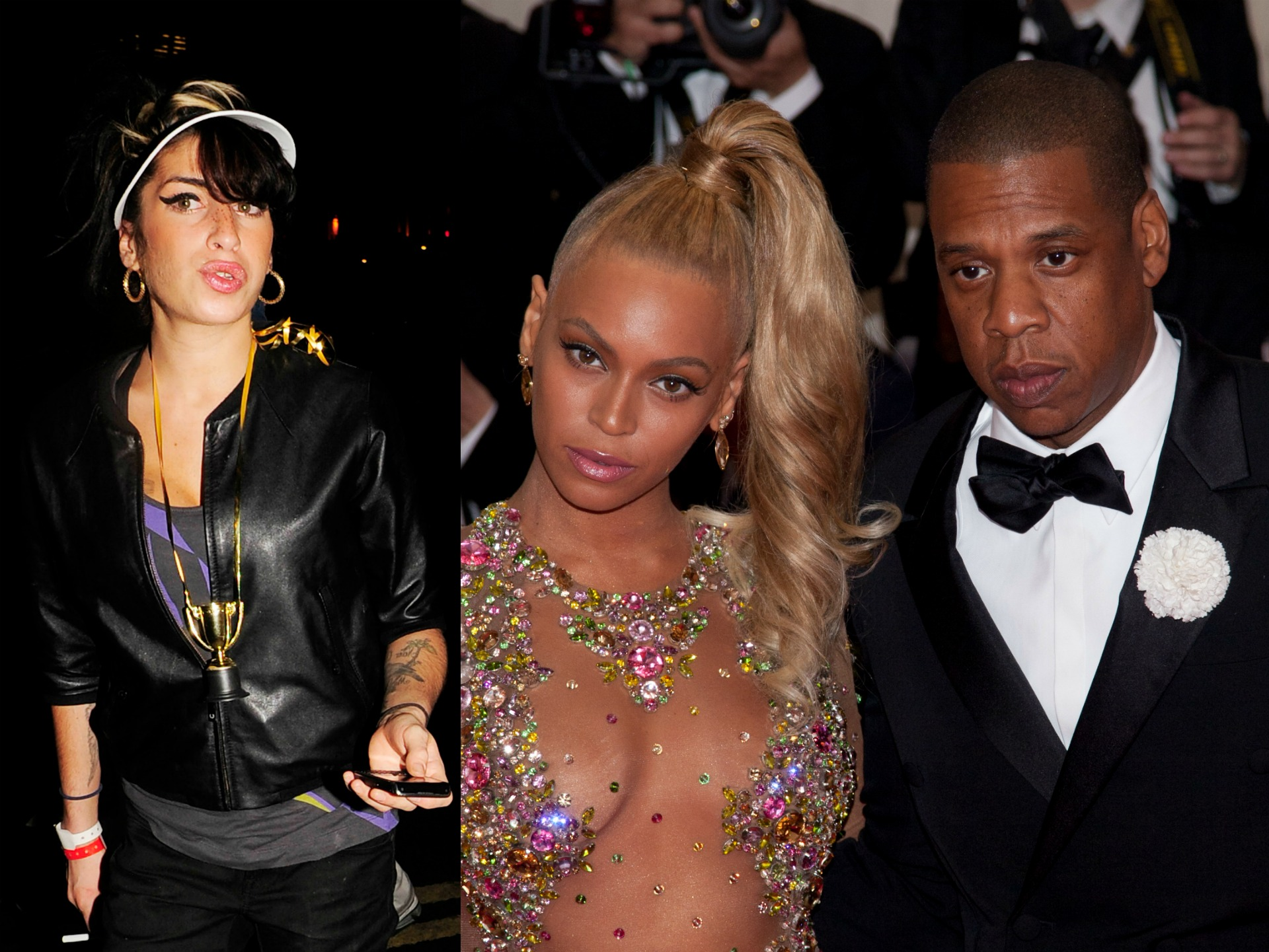 Jay-Z urged Amy WInehouse to stay with him before she died