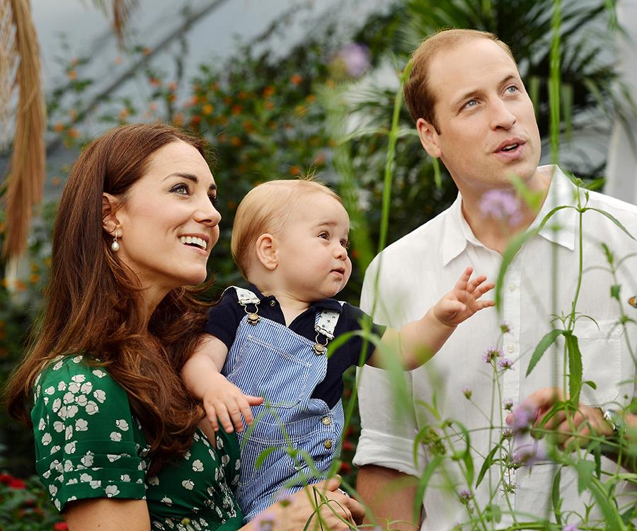 What Will The Royal Baby's Name Be? These Are The Top Contenders
