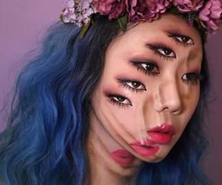 Makeup Optical Illusions