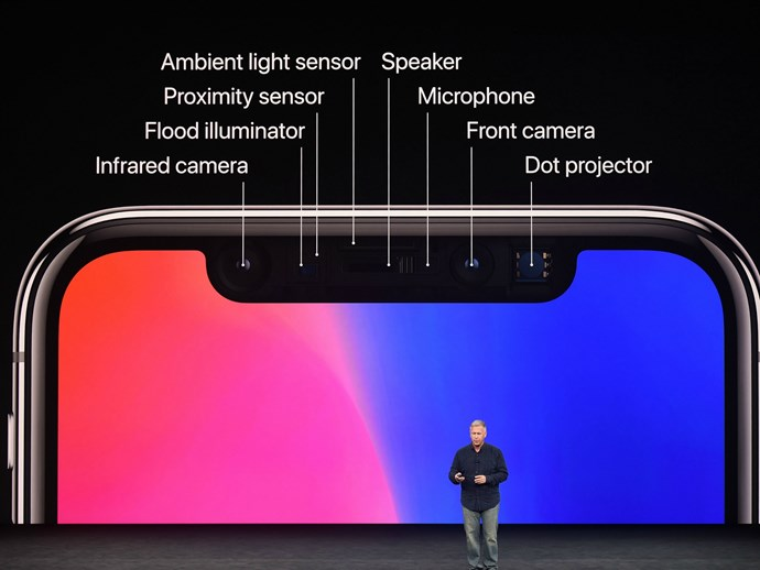 Everything you need to know about the new iPhone X