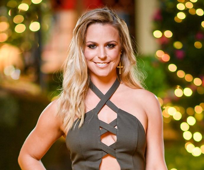 Elise Stacy on The Bachelor Australia 2017