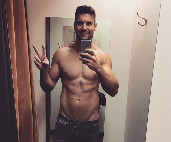 Blake Colman Bachelorette Instagram
