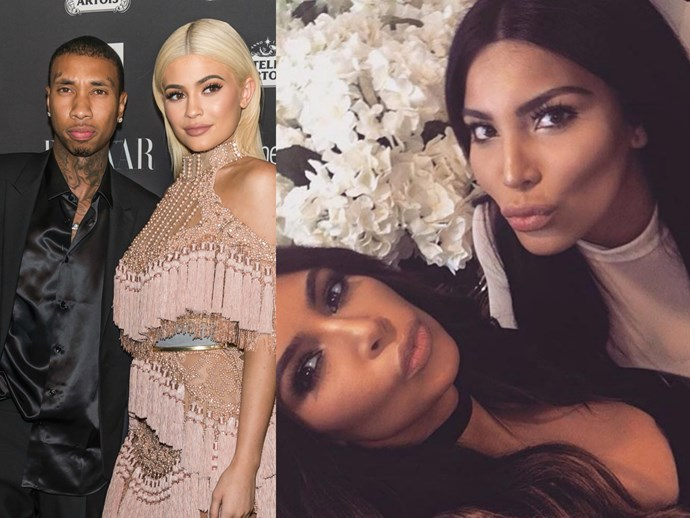 Tyga is Reportedly Moving on From Kylie Jenner With This Kim Kardashian Lookalike