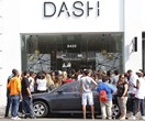 Woman with a machete holds up Kardashian DASH store in L.A.