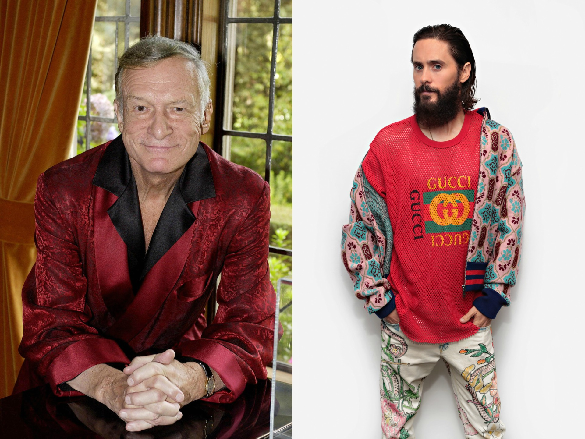 Jared Leto Will Play Hugh Hefner for Brett Ratner