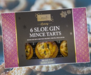 Aldi is launching gin-flavoured mince pies for Christmas!