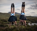 Kilted Yoga is now a thing, and it is booty-ful