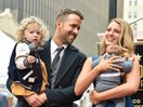 Blake Lively's Daughter James Is Already That Kind of Big Sister