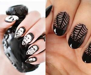 13 of the ~creepiest~ Halloween nail art ideas on Instagram