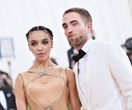 "Robert Pattinson has reportedly been ""leaning"" on Katy Perry after breaking up with FKA Twigs"