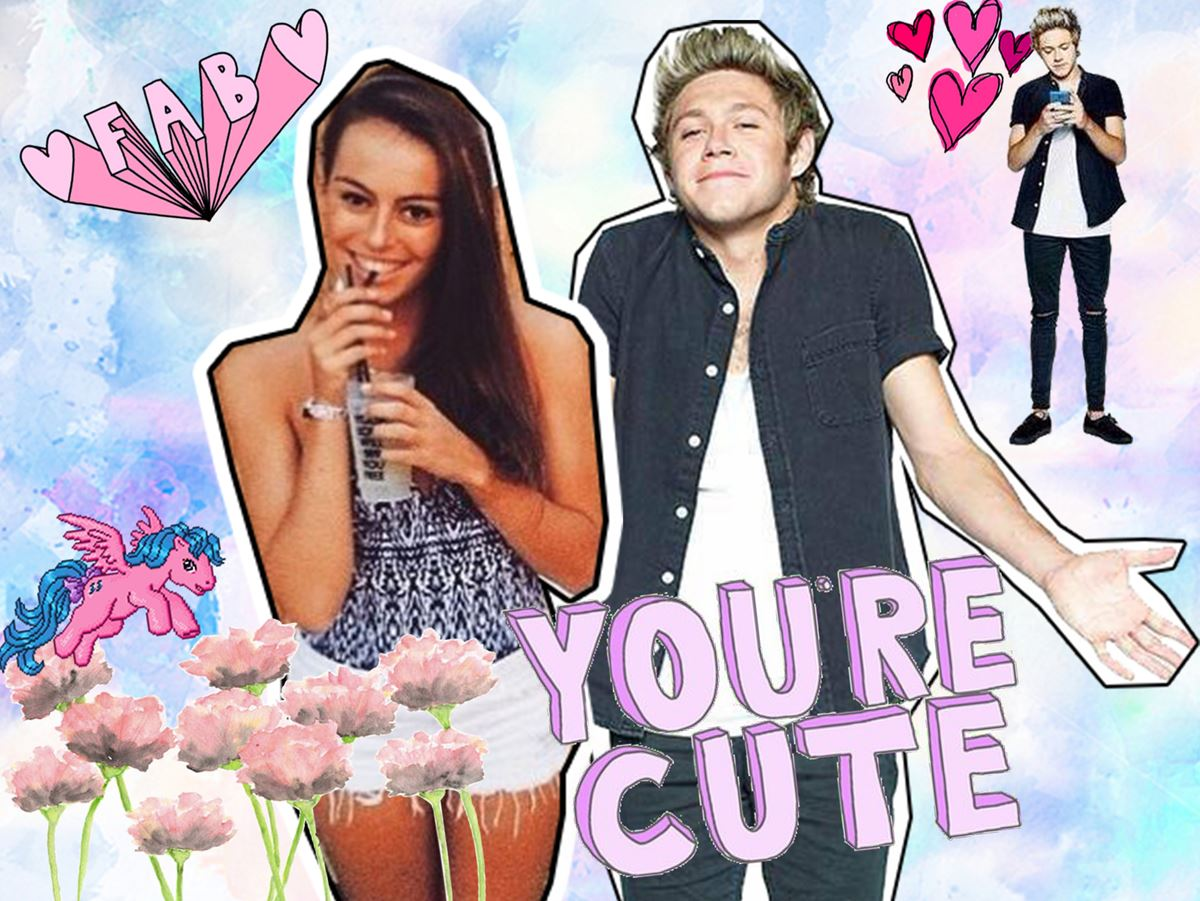 It's official! Niall Horan has been spotted getting [all sorts of cute](http://www.dolly.com.au/celebrity/niall-horan-girlfriend-celine-helene-vandycke-11992) with a girl by the name of Celine Helene Vandycke. So who is this mystery girl who's stolen our boo's heart? Here's what we know so far...