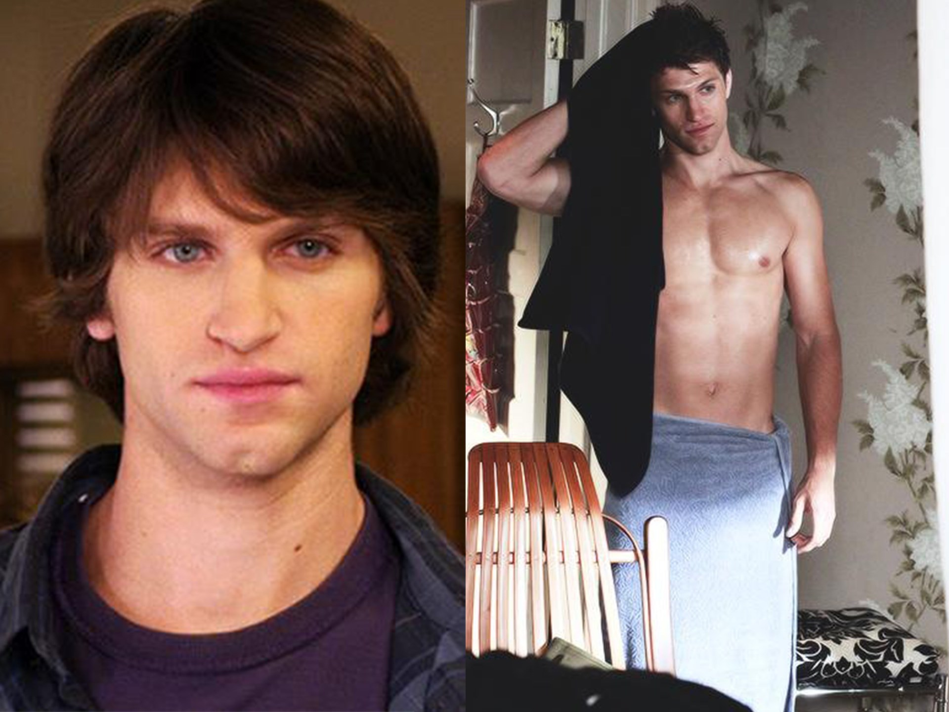 "**""Toby Cavanaugh"" Keegan Allen (PLL)** Toby went from the quite mysterious boy next door to the swoon-worthy Rosewood Police officer making our hearts flutter."