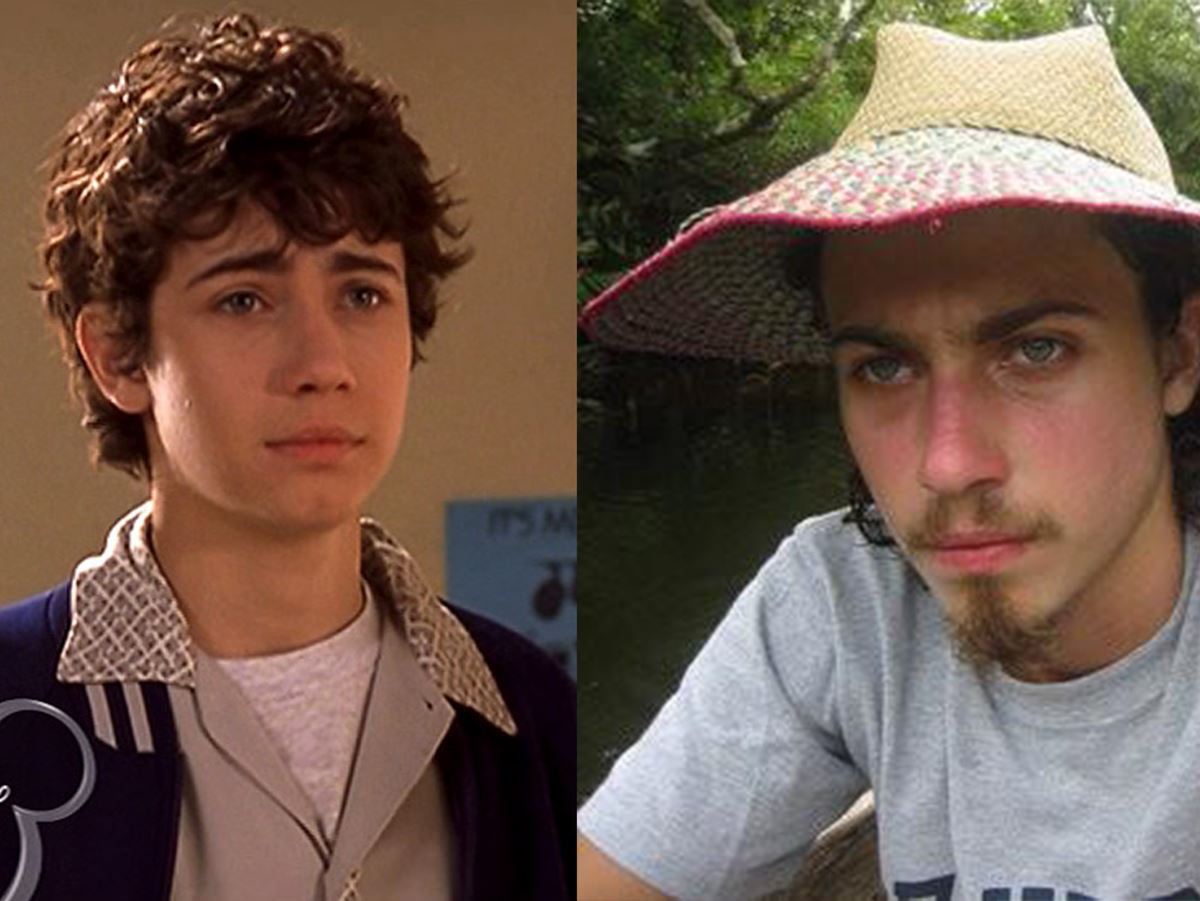 **Adam Lamberg** The ULTIMATE nerdy heartthrob...who didn't want to date Gordo?! *sighs*