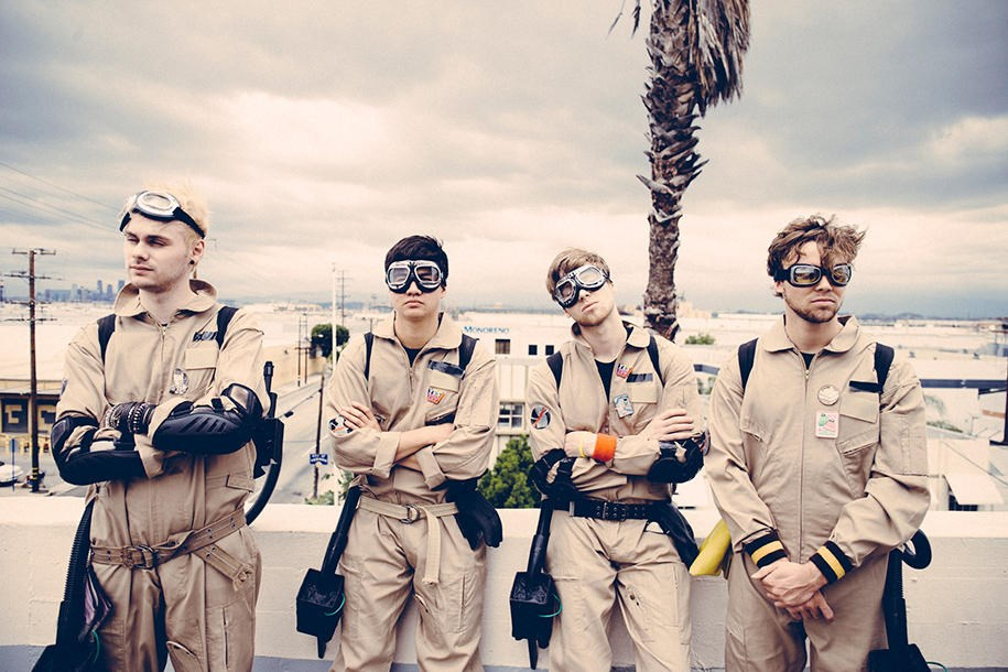 [**5SOS**](http://www.dolly.com.au/tags/5-seconds-of-summer) have a new song (AND VIDEO) which appears in the new [*Ghostbusters*](http://www.dolly.com.au/lifestyle/reasons-to-see-ghostbusters-2016-movie-11898.) You can totally watch the video now, but there's a catch. The boys are basically making us werk for the video by sharing it on [**Spotify**](https://open.spotify.com/track/2QkwobFFcaQ9KJhi1NiB7Y). At the mo, it's at around 53%, so KEEP ON SHARING cos we really need this video in our lives.