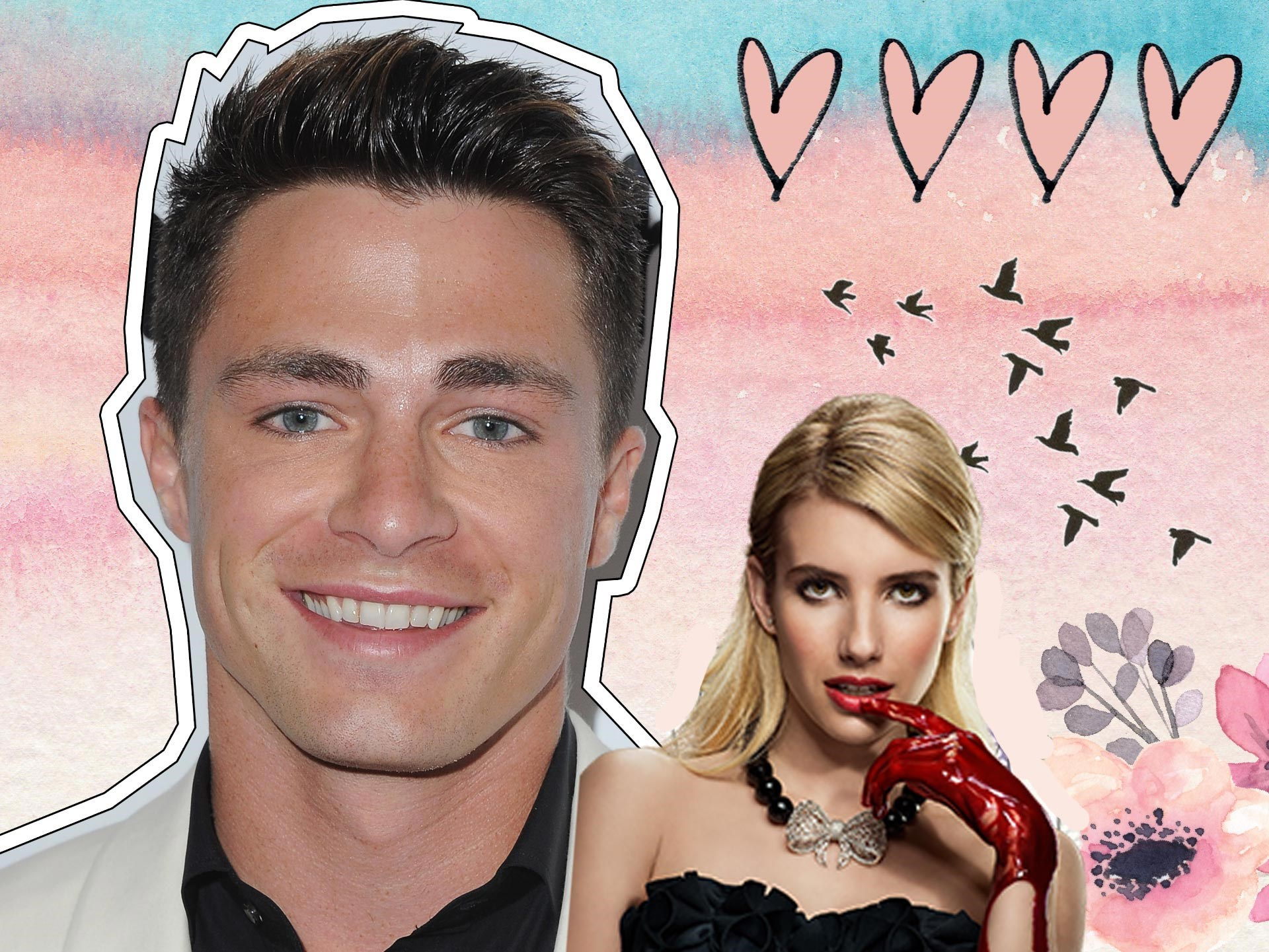 YASS! *Teen Wolf* and *Arrow* babe Colton Hayes is heading back to our TV screens to join the Chanels of Kappa Kappa Tau, reports [Entertainment Weekly](http://www.ew.com/article/2016/07/22/scream-queens-colton-haynes). At this stage it's only a guest role and it's unknown just yet who he will play. Hot doctor perhaps?