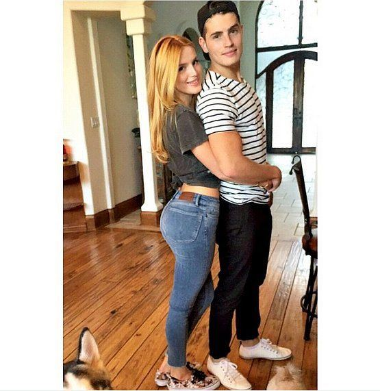 It's official guys, the couple we thought would last forever have called it quits. [Bella and Gregg announced their split](http://www.dolly.com.au/celebrity/bella-thorne-and-gregg-sulkin-break-up-12532) this morning and since we're still not over it, let's take a look at their cutest moments to date. Grab the tissues...