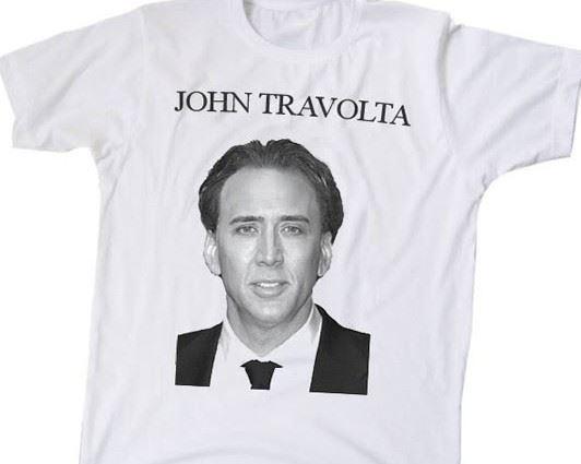 That's defs not John Travolta.