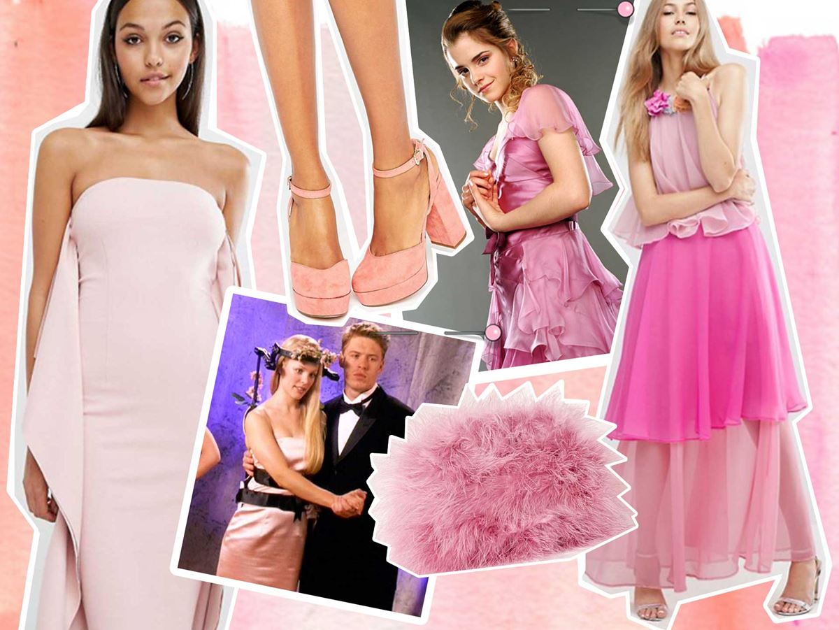 Formal is coming up, and if you're stuck on ~inspo~ then why not replicate the most iconic prom dresses of all time? They sure got it right in the movies, so here's how you can be your most glam self this formal season…