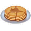 PANCAKES! Because how else are you gonna let mum know what you want for brekky?