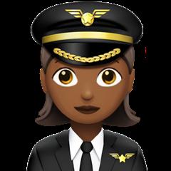 Female pilot. YAS!