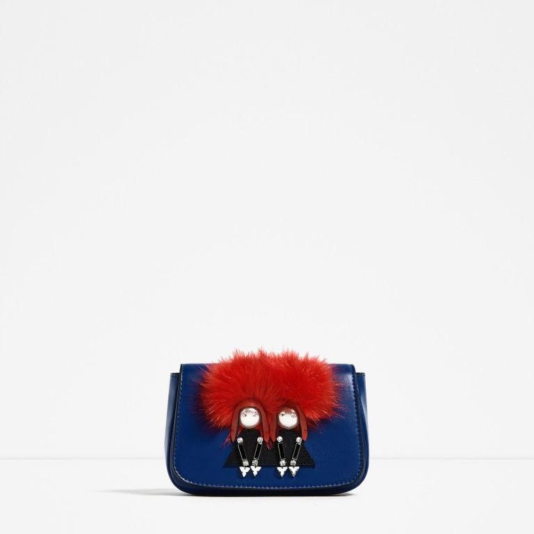 [The Twin Bag - Gemini](http://www.zara.com/uk/en/woman/bags/view-all/the-twin-bag-c734144p3916502.html)