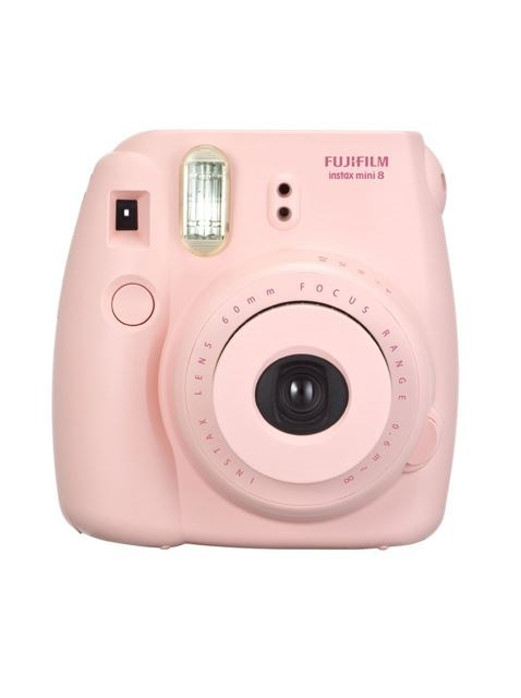 There's nothing better than capturing your school holiday's on this old-school Polaroid camera. [*Fujifilm Instax Mini 8 Camera, $88*](http://www.officeworks.com.au/shop/officeworks/p/fuji-instax-mini-8-camera-pink-fujmini8pk).