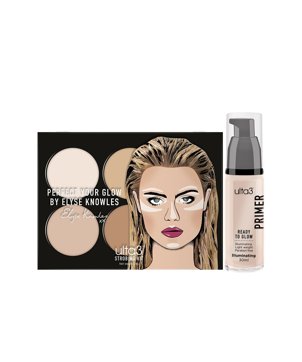**READY TO GLOW 2PC ILLUMINATING SET** This incredible illuminating set will have your face so freakin' sparkly your date won't know what hit them! [$12.55 Ulta3](http://www.ulta3.com.au/face/pre-order-ready-to-glow-2pc-illuminating-set-802394.html).