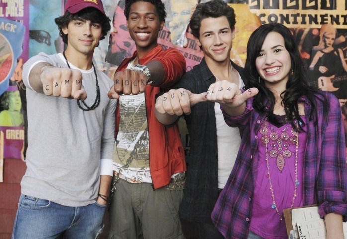 "**1. Joe Jonas (Camp Rock):** There's always been talk about the Jonas Brothers and Demi Lovato coming back together and making another *Camp Rock* movie but the idea has never been executed. However, Joe recently spoke up in a new interview and revealed that he would definitely be down!  The *DNCE* star said, ""If it made sense, sure. For all of us — Demi, Nick, it would be funny to do a spin on it. Do the graduating days, make it kinda dark... We've joked around about the idea a couple times."""