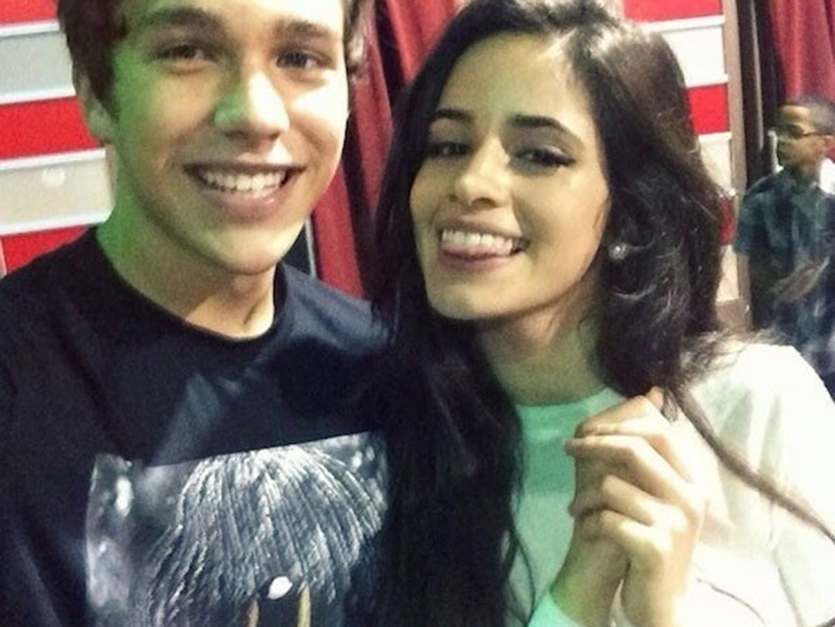 **Austin Mahone** After these two were together, Austin went on to date his now ex-girlfriend Becky G, but that fizzled out and Austin then went on to seriously date Instagram model Katya Elise Henry. They were #RELATIONSHIPGOALS and Austin seemed super happy until he confirmed they split. He's currently working on his music, traveling the world and single. His birthday is TOMORROW and will be turning 21. The heartthrob is planning on having a huge blowout bash in Miami!