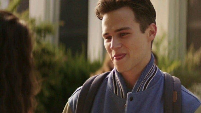 Justin Foley, played by Brandon Flynn, is perhaps one of the most flawed characters on the show but you can't help but feel sorry for him. He was not a good boyfriend to Jessica, he did not try to stop his friends from harming Hannah, but his family life makes you feel sad for him and hope that somehow his life gets better. So complicated!