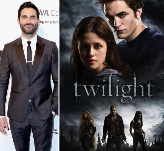 **Tyler Hoechlin turned down the role of Emmett in Twilight.**  At the time, he was trying to become a professional baseball player and chose the sport over the role he was offered.