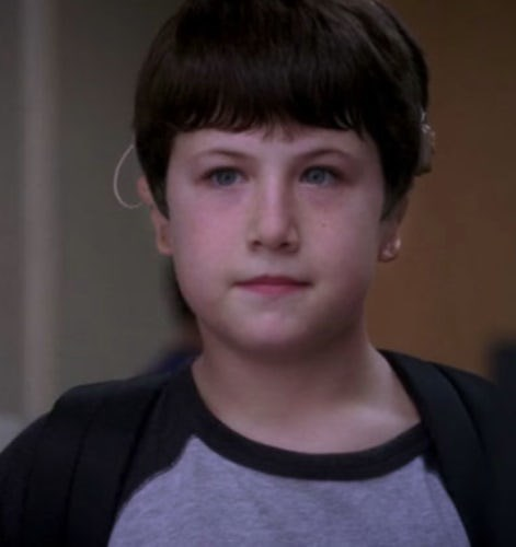 "[**Dylan Minnette**](http://www.dolly.com.au/celebrity/13-reasons-why-dylan-minnette-clay-jensen-instagram-15217|taregt=""_blank""), who played Clay Jensen, as a child! OMG."
