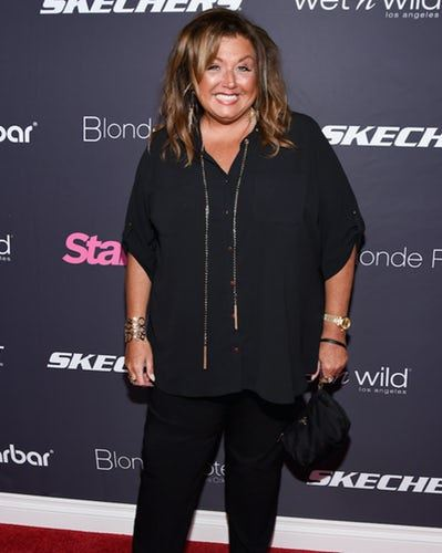 Abby Lee Miller now.