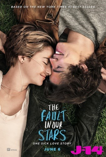 **Augustus in The Fault in Our Stars.**  It's kind of impossible to picture anyone other than Ansel Elgort as Gus, but if anyone could pull it off it'd be Harry!