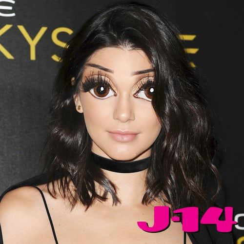 **Kylie Jenner: ** Imagine a world where Kylie's eyes were bigger than her lips... way too weird, right?