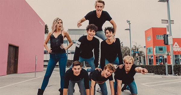 jake paul and team 10 can�t film in their house anymore
