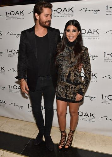 **Kourtney Kardashian and Scott Disick: ** Kourtney and Scott have been in each other's lives for over ten years, they share three kids together and they work together on Keeping Up With the Kardashians. It's safe to say that they are very friendly exes. They still go on vacations together, dressed up for Halloween together, celebrated their kids birthdays together and are even seen on each other's social media accounts!