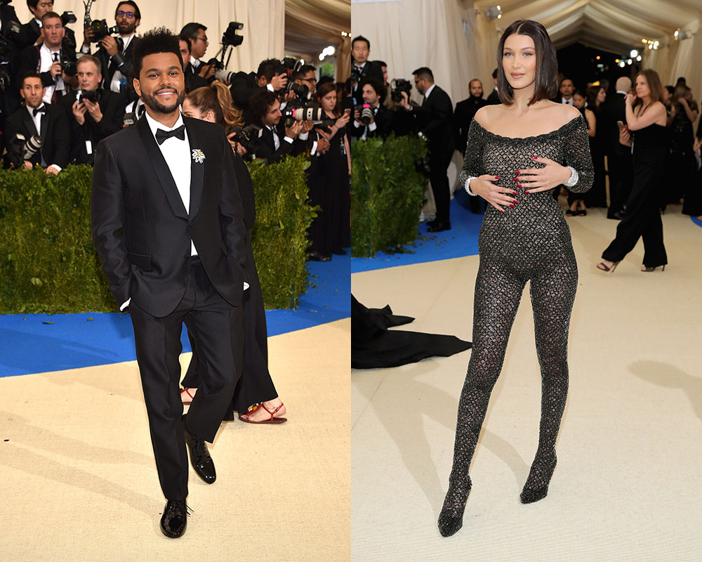 The Best from the 2017 Met Gala Red Carpet