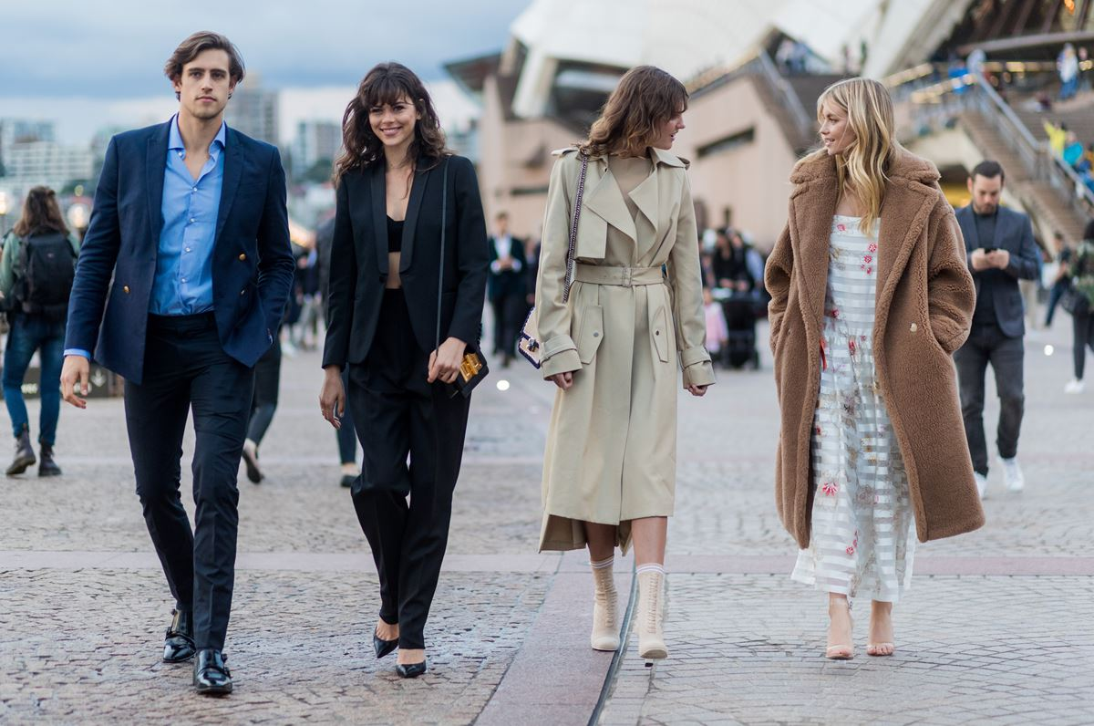 The Best Street Style From Australian Fashion Week Elle