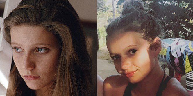 <strong>Gwyneth Paltrow and Apple Martin</strong> <br><br> At 19 and 13 years old.