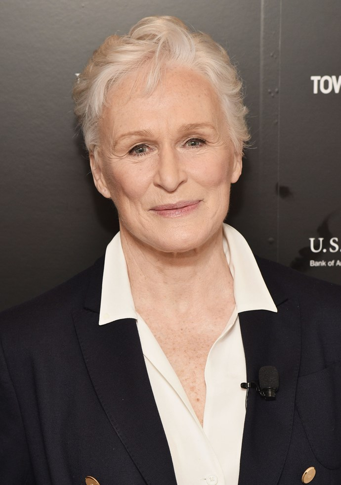 "<strong>Glenn Close</strong><p> ""I never realised that I could get a little help. I felt this inertia that would come over me. You think of something and it just seems too much, too hard. That's how it manifested in me"", Close told *[Mashable](http://mashable.com/2016/01/25/glenn-close-mental-illness-stigma/#w.4XyRxF0gqp