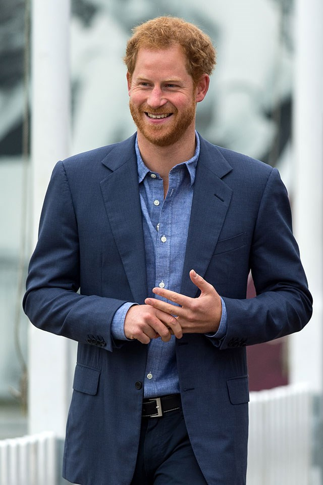 Prince Harry's birth name is Henry Charles Albert David, and his official royal title is His Royal Highness Prince Henry of Wales. In the U.K., Harry is considered a nickname for Henry.