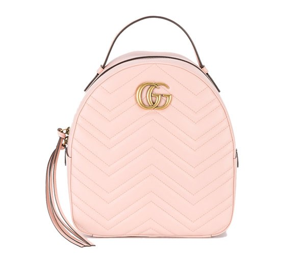 Backpack, $2,035, Gucci at [Farfetch](https://www.farfetch.com/au/shopping/women/gucci-gg-marmont-quilted-backpack-item-12242359.aspx?storeid=9359&from=listing&tglmdl=1)
