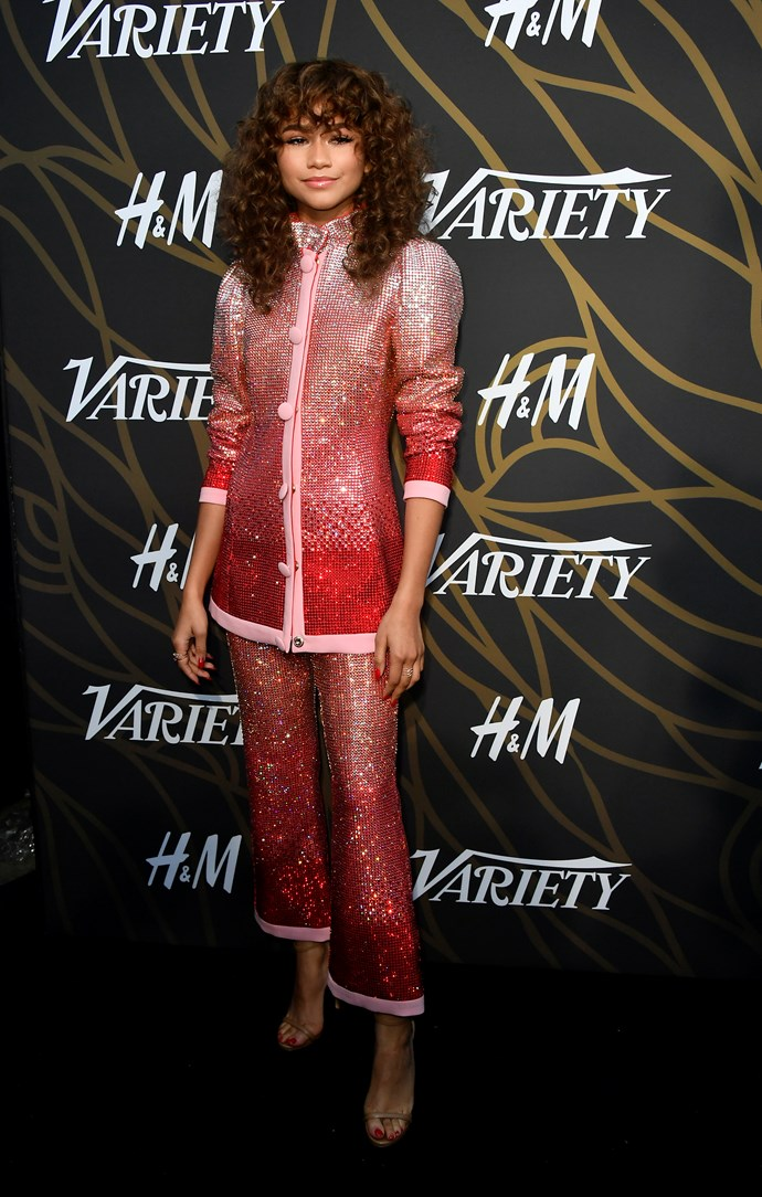 At the Variety Power of Young Hollywood Party, August 2017.