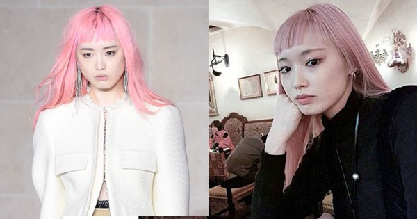 **Fernanda Ly** <br><br> **Major designers they've walked for: ** Louis Vuitton, Kenzo, Moschino, Fenty x Puma, Opening Ceremony <br><br> **Campaigns they've starred in: ** Dior autumn winter '17 <br><br> **Instagram: ** [@warukatta](https://www.instagram.com/warukatta/?hl=en@warukatta), 154k followers