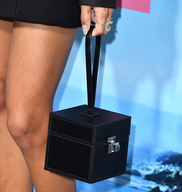 Cube<br><br> Moynat mini-vanity trunk