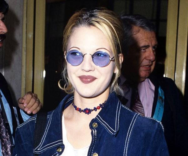 Drew Barrymore circa 1993.