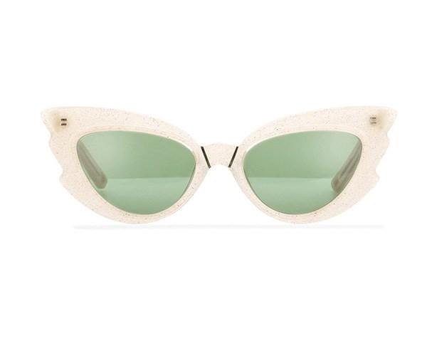 EMMA MULHOLLAND X PARED STARGAZERS, $280, at [Pared Eyewear]( https://au.paredeyewear.com/collections/womens/products/emma-mulholland-x-pared-stargazers?variant=33822848395).