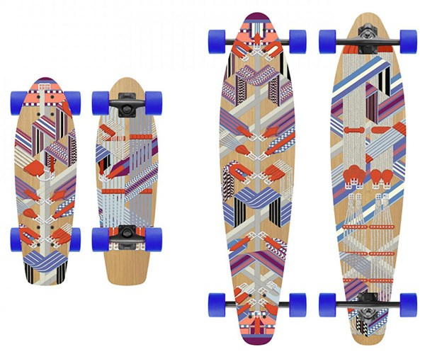The Hermès boards will be available from September and will retail from approximately $3000 USD.